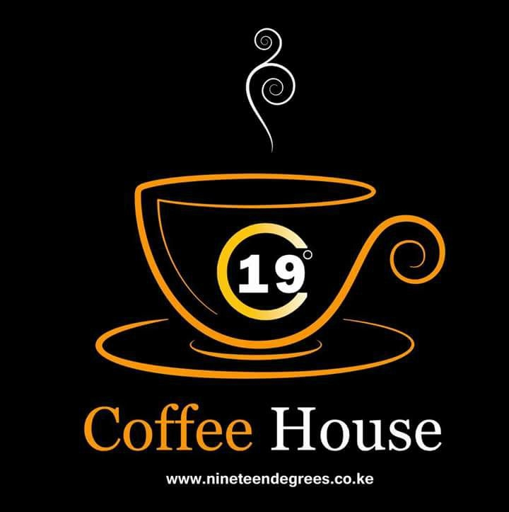 19 Degrees Restaurant And Lounge - Coffee House Logo
